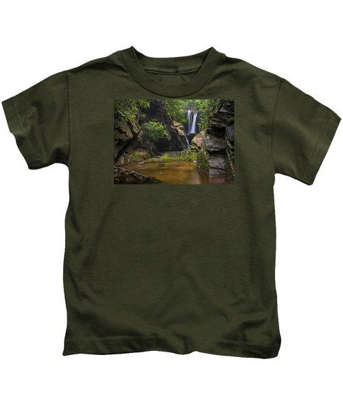 Dugger Falls Kids T-Shirt
