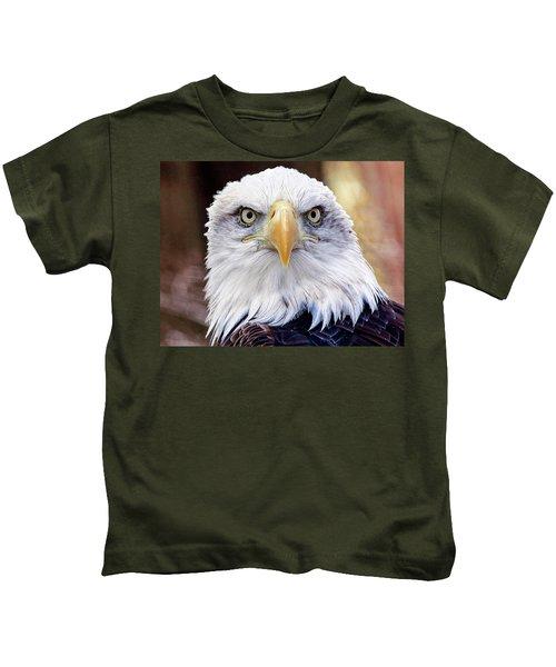 Eagle Eyes Kids T-Shirt