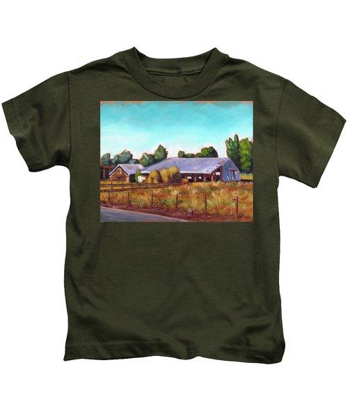 Eagle Road Barn Kids T-Shirt