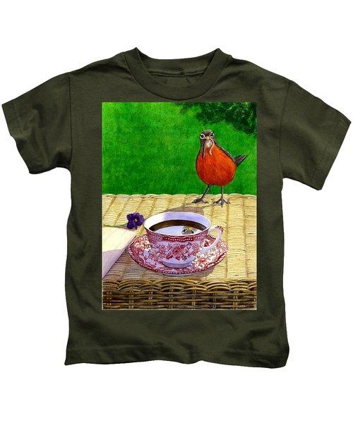Early Bird Kids T-Shirt