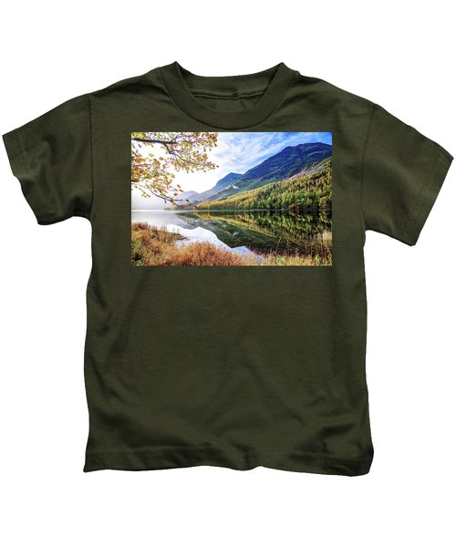 Early Morning Buttermere Kids T-Shirt