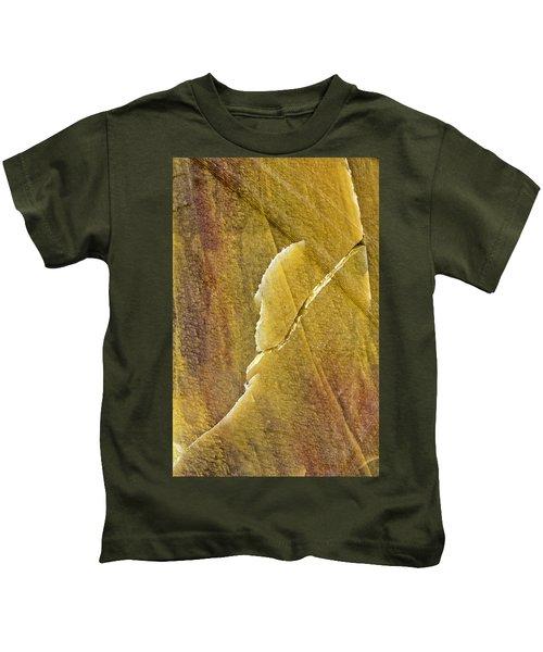 Earth Portrait 001-66 Kids T-Shirt