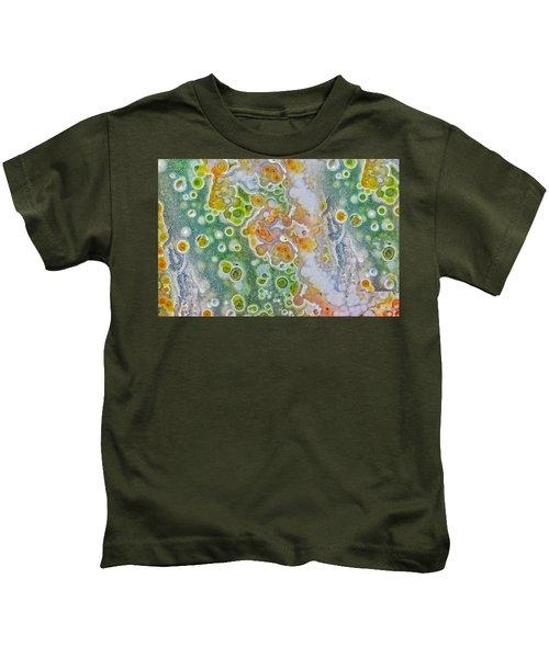 Earth Portrait 277 Kids T-Shirt
