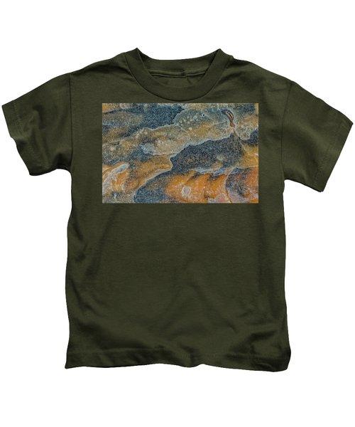 Earth Portrait 283 Kids T-Shirt
