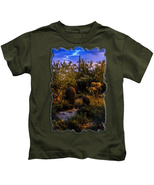 East Of Sunset V40 Kids T-Shirt