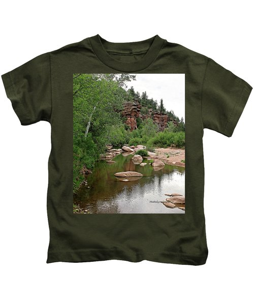 East Verde Spring Crossing Kids T-Shirt