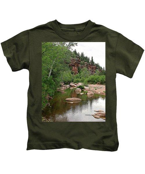 East Verde Spring Crossing Kids T-Shirt