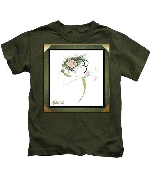 East Wind - Small Gathering 2 Kids T-Shirt