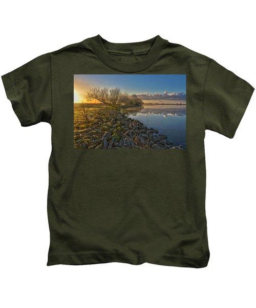 Easter Sunrise Kids T-Shirt