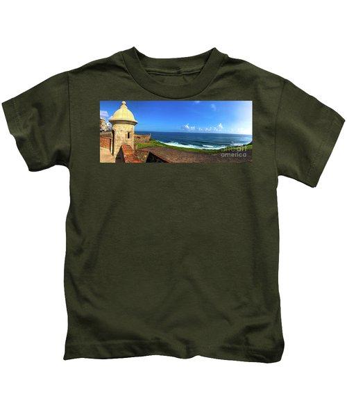 Eastern Caribbean Kids T-Shirt