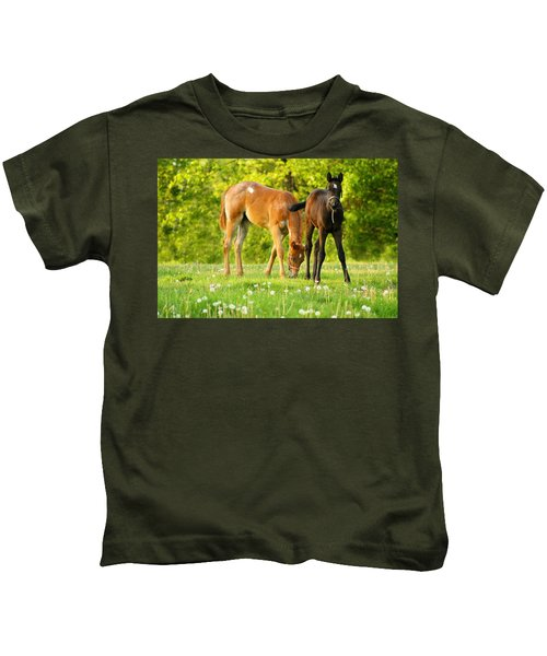 Easy Pickins Kids T-Shirt