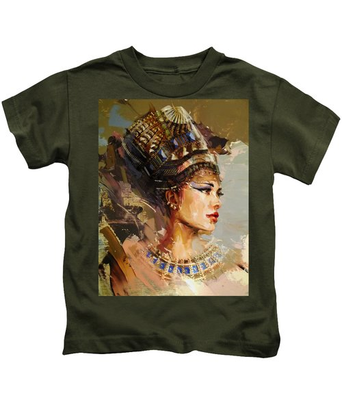 Egyptian Culture 11 Kids T-Shirt