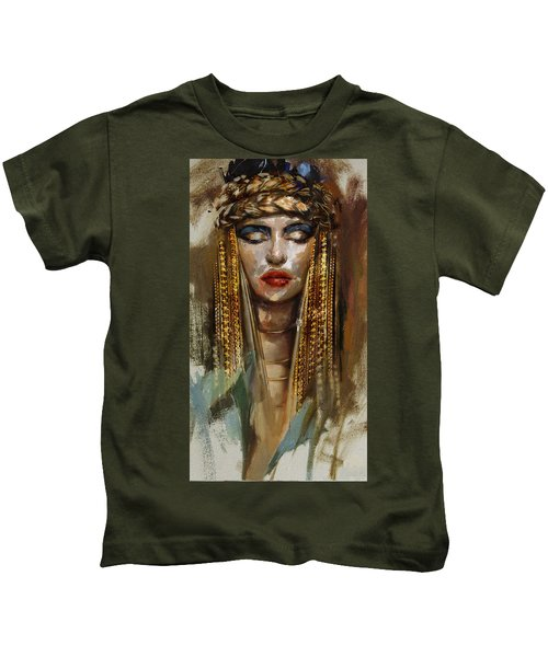 Egyptian Culture 4b Kids T-Shirt