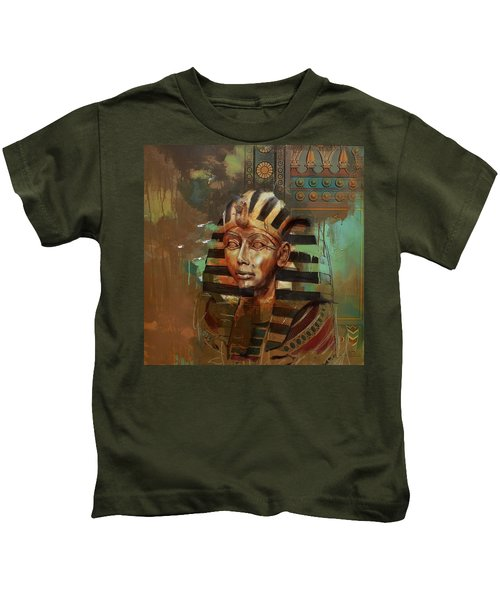 Egyptian Culture 52 Kids T-Shirt