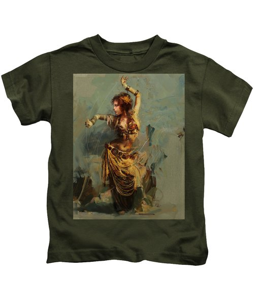 Egyptian Culture 7 Kids T-Shirt