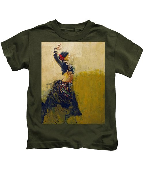 Egyptian Culture 77 Kids T-Shirt