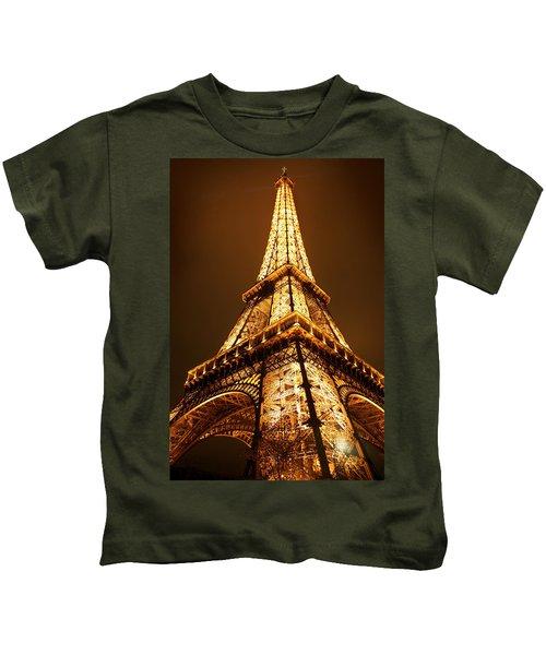 Eiffel Kids T-Shirt