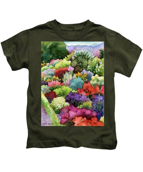 Electric Garden Kids T-Shirt