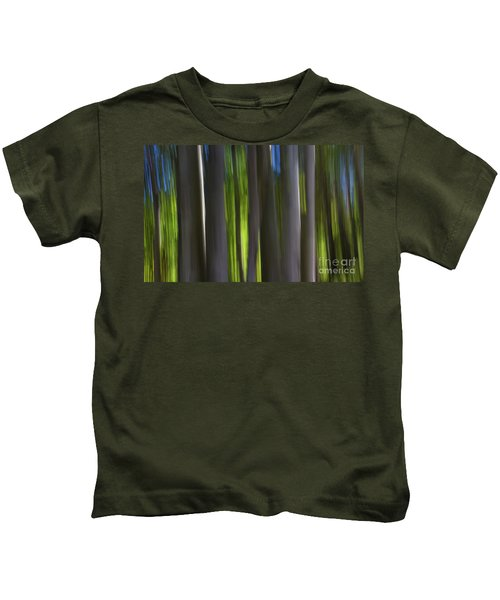 Electric Light  Kids T-Shirt
