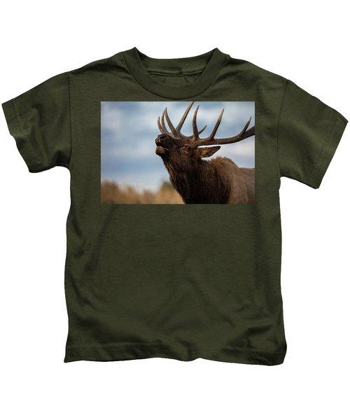 Elk's Screem Kids T-Shirt