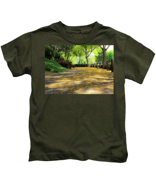 Enchanted Path Kids T-Shirt