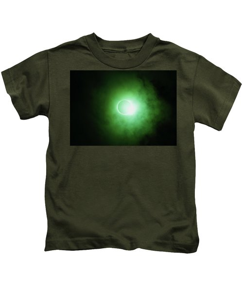 End Of Totality Kids T-Shirt