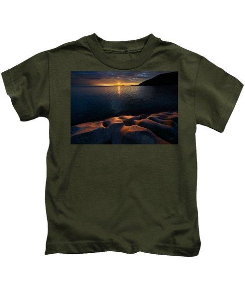 Enduring Autumn Kids T-Shirt