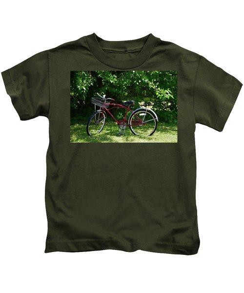 Enjoy The Ride Kids T-Shirt