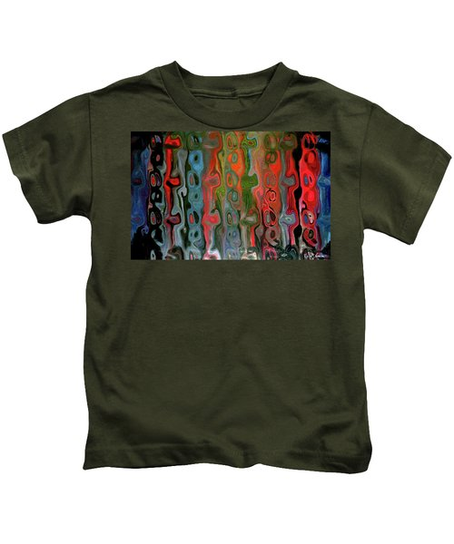 Entangled States Kids T-Shirt