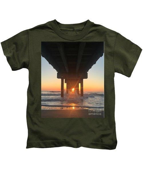 Equinox Line Up Kids T-Shirt