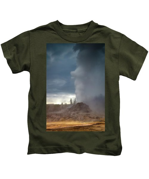 Eruption Kids T-Shirt