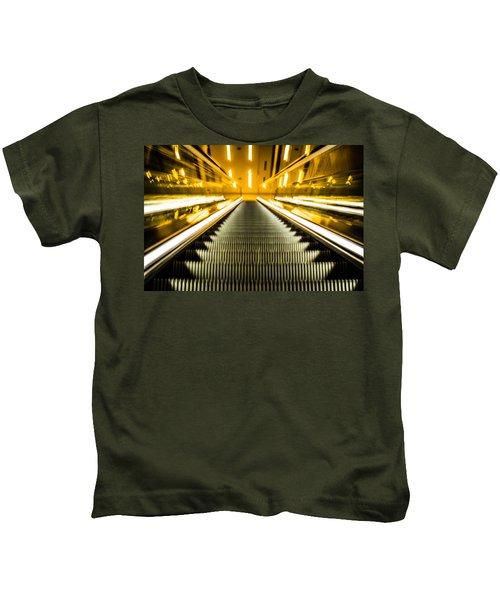 Escalator Kids T-Shirt