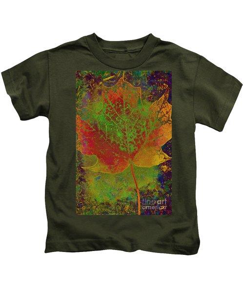 Evolution Of Life Kids T-Shirt
