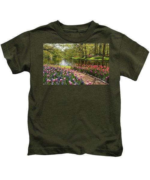 Exuberance  Kids T-Shirt