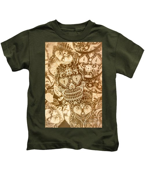 Fabric And Folklore Kids T-Shirt