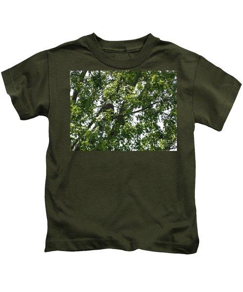 Face The Eagle Kids T-Shirt