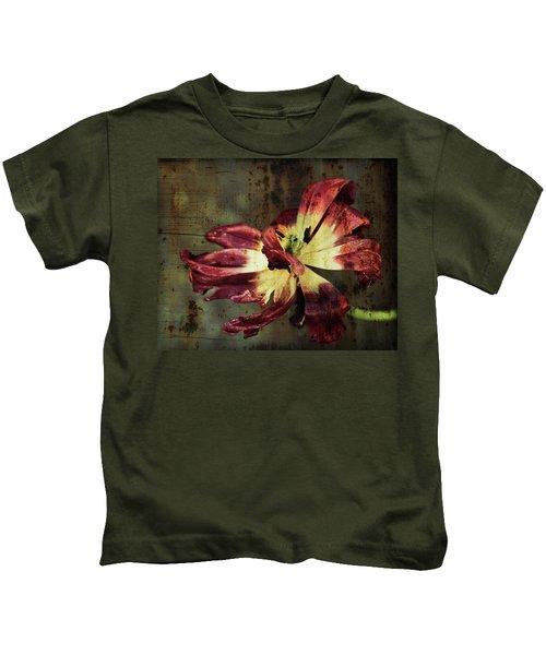 Faded Elegance Kids T-Shirt