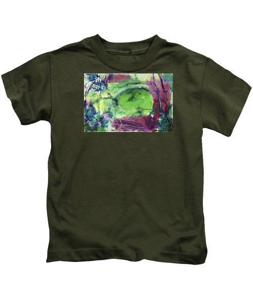 Fairy Ring, Lasso Forest Kids T-Shirt