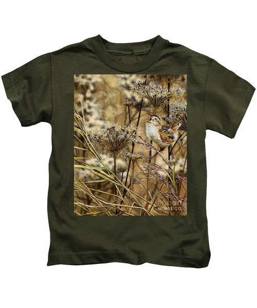 Fall Call Kids T-Shirt
