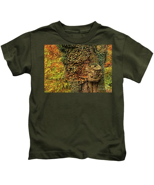 Fall Colors In Nature Kids T-Shirt