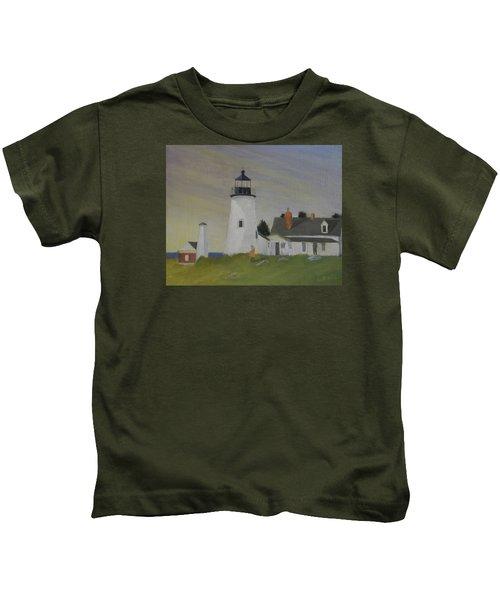 Fall Is Coming Kids T-Shirt