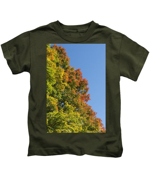 Fall Is Here Kids T-Shirt