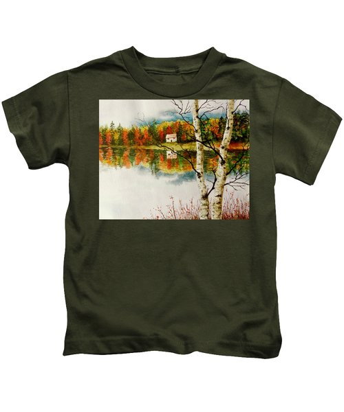Fall Splendour Kids T-Shirt