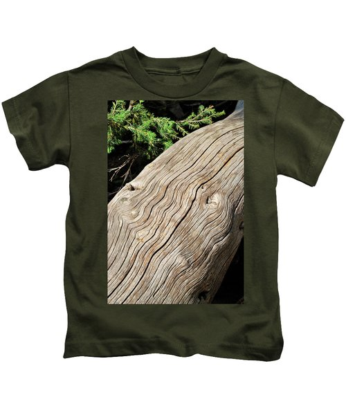 Fallen Fir Kids T-Shirt