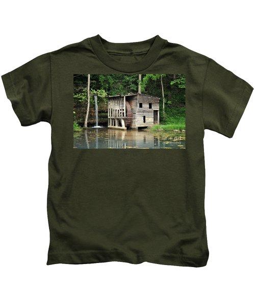 Falling Spring Mill 3 Kids T-Shirt