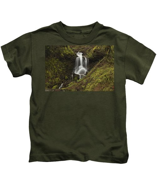 Falling Water Kids T-Shirt