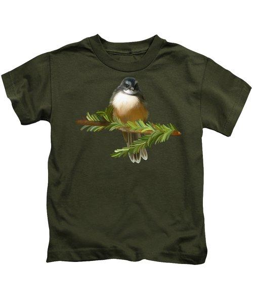 Fantail  Kids T-Shirt