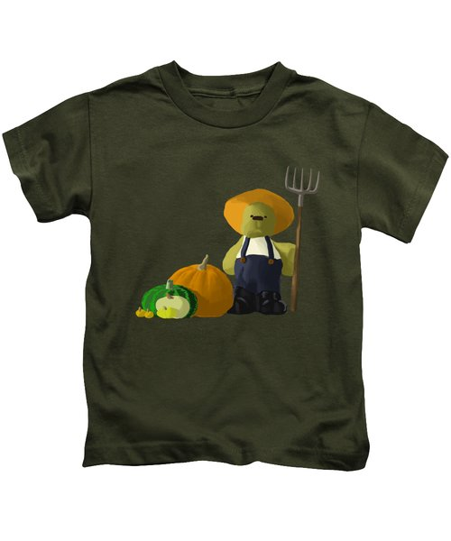 Farm-a-line Kids T-Shirt