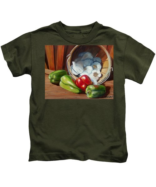 Farmers Market Kids T-Shirt