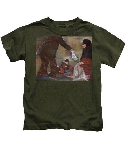 Feeding The Hungry Kids T-Shirt